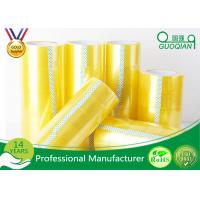 China General Propose Clear Acrylic  Adhesive Bopp Tape 40mic Thickness 48mm Width 90Yard on sale