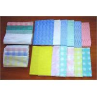 Wholesale Anti Bacterial Spunlaced Non Woven Fabric Polyester Material for home textile from china suppliers