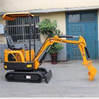 Buy cheap Mini Crawler Digger Excavator 1.0kg Farm Machine with different inplements with from wholesalers