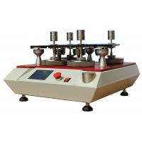 Digital Martindale Abrasion Tester 4 Working Station Abrasion Resistance
