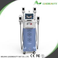 Wholesale 2016 Most Popular 4 handles cryolipolysis fat freezing body slimming machine from china suppliers