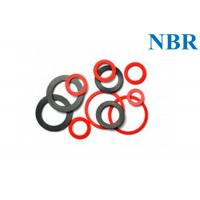Hydraulic Fuel Resistant O Ring Buna Strong Cohesive Force Carton Outside Packaging