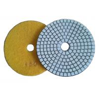 Wholesale Marble  Stone Dry Diamond Polishing Pads For Polishing High Gloss from china suppliers