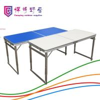 China JU03 Folding tables and outdoor stalls push foldable tables on sale