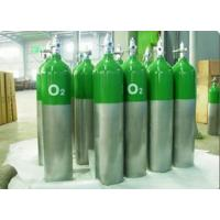 Wholesale Hot Sale 40L Steel Oxygen Gas Cylinders ( W. P. = 15Mpa , 6m3 ) From China Factory from china suppliers