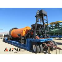China Large Capacity Portable ore mineral Grinding Ball Mill Manufacturer on sale
