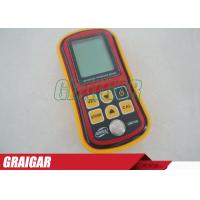 Wholesale GM-100 1.2-220mm (Steel),Resolution:0.1mm, 10mm 5MHz probe Ultrasonic Thickness Gauge GM100 from china suppliers