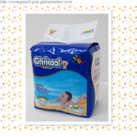 Wholesale PE back sheet with PE tapes baby diapers from china suppliers