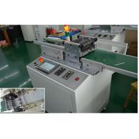 China High Speed Steel Blades V - Cut PCB Separator For Led Tube Industry on sale