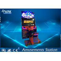 China Fashion Appearance Racing Game Machine Coin Operated Snow Cross Motorcycle For Kids on sale