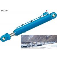 Wholesale Dam Gates Hydraulic Hoist Cylinder Double Earring High Pressure Long Stroke from china suppliers