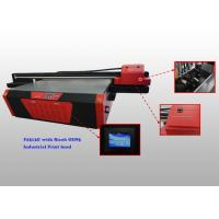Buy cheap Digital Flatbed UV Glass Printer With Ricoh GEN5 Industrial Print Head from Wholesalers
