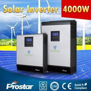 Wholesale Prostar PowerSolar 48V 5KVA 4000 watt off grid inverter generator for solar power system from china suppliers