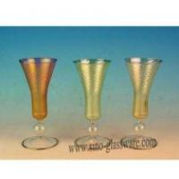 China Clear Glass Vase on sale