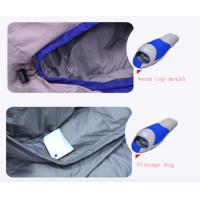 Winter dual adult kids outdoor sleeping bags 320t for Kids outdoor fabric