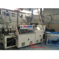 Wholesale Plastic Corrugated Roof Sheet Machine with Extruder , Flat Die 350kg/h - 650kg/h from china suppliers