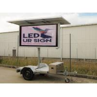 Wholesale MUENLED-TB16 LED Advertising Trailer/outdoor led billboard from china suppliers