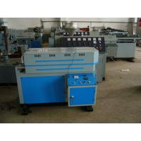 Wholesale Single Wall Plastic Extrusion Lines , PVC Corrugated Pipe Extrusion Line from china suppliers
