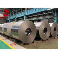 China SGCC Grade Galvanized Steel Sheet Metal , Cold Rolled Flat Galvanized Metal Roll on sale
