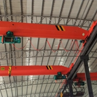Wholesale Warehouse 10 Ton Single Girder Overhead Traveling Crane from china suppliers