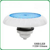 Quality IP68 Extra Flat Resin Filled Underwater Embedded LED Vinyl Pool Lights for sale