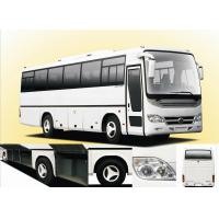 China 2009 Year 46 Seats Used Commercial Bus With 5.2L Displacement Diesel Machine on sale