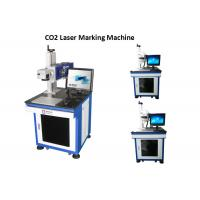 Buy cheap 10640nm CO2 Laser Engraver Machine Model C02 Marking Machine For Non - Plastic from wholesalers