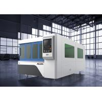 Wholesale IPG 700w Sheet Metal Laser Cutting Machine 1500x3000mm for 5mm Stainless steel from china suppliers
