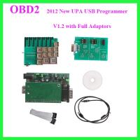 Wholesale 2012 New UPA USB Programmer V1.2 with Full Adaptors from china suppliers