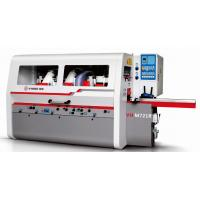 Wholesale Industrial Four Side Moulder With Automatic Feeding System 46.75kw / 63.5HP Power from china suppliers