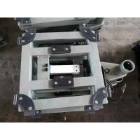 Wholesale Smart Carbon Steel Industrial Digital Weight Scale 300X300mm 100~200kg Industrial scale from china suppliers