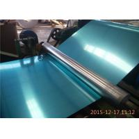 Decoration 1100 Series Aluminum Sheet 3mm Aluminium Sheet With Blue Pvc Film