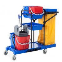 Wholesale China Customize multifunctional high quality plastic push medical cart from china suppliers
