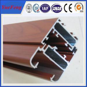 China New! supply aluminum alloy 6063 t5 decorative aluminum sheet wood aluminum panels for wall on sale