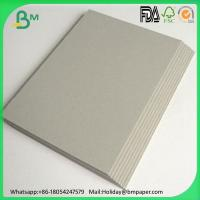Wholesale 2017 Wholesale 200g 230g Customerized Size Grey Board Paper Duplex Board With Grey Back from china suppliers