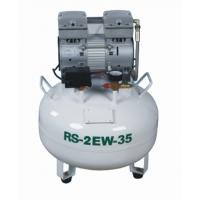 Buy cheap RS-2EW-35 Oil-free Air Compressor Air Pump from wholesalers