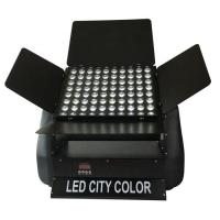 China Architectural Building Wall Wash Flood Light / City Colour Light 900w on sale