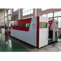 Wholesale 1kw CNC Fiber Laser Cutting Machine / Stainless Steel Metal Laser Cutting Equipment from china suppliers
