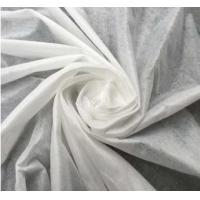 Wholesale 100% Tencel Spunlace Nonwoven Fabric White Color For Household / Restaurant from china suppliers