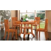 China Home Furniture Round Wooden Table (T961) on sale