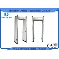 China Multi Zone Full Body Airport Metal Detectors For Security System on sale