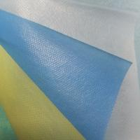 Wholesale Coated Laminated Non Woven Fabric / Disposable Non Woven Fabric For Medical Use from china suppliers