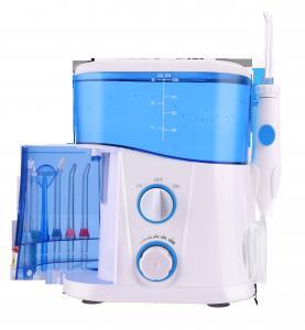 UV Lamp Rechargeable Oral Water Irrigator 1000ml Water Tank Hight Efficiency
