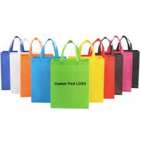 Wholesale Non Woven Reusable Shopping Bags Custom Eco - Friendly Shopping Bag from china suppliers