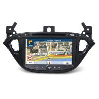 Buy cheap In Vehicle Infotainment Car Multimedia Navigation System / Car Dvd Player For Opel Corsa 2015 from Wholesalers