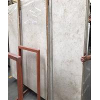China White Rose Marble Slab Countertops / Marble Tile Kitchen Countertops on sale