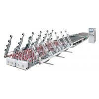 Buy cheap High Cutting Speed Automated Glass Cutting Machine Safe Working from wholesalers