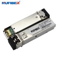 Wholesale 550m 850nm 1.25G SFP Transceiver Dual Fiber Multimode Hot Pluggable from china suppliers