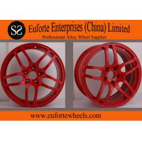 SS Wheels-18inch to 20 inch wheels double 5Spokes Red Elegant / Custom Rims for Trucks