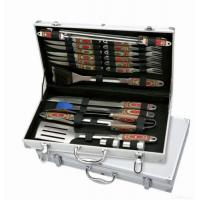 Wholesale Bbq Pakka Handle Tool Set from china suppliers